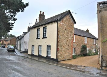 Thumbnail 4 bed detached house for sale in Church Road, Wereham, King's Lynn