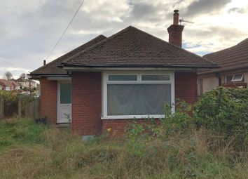 Thumbnail 2 bed detached bungalow for sale in Cleethorpes Road, Sholing, Southampton, Hampshire