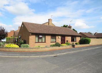 Thumbnail 3 bed detached bungalow for sale in Bramble Close, Whittlesey, Peterborough