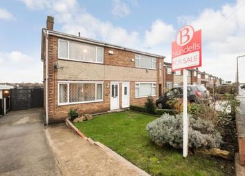 Thumbnail 3 bed semi-detached house for sale in Windsor Rise, Aston, Sheffield, South Yorkshire