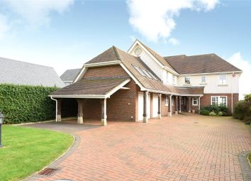 Thumbnail 6 bedroom detached house for sale in Whately Road, Milford On Sea, Lymington, Hampshire
