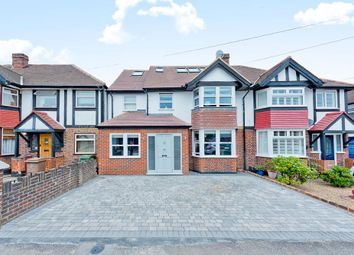 Thumbnail 4 bed semi-detached house for sale in Culvers Avenue, Carshalton