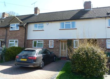 Thumbnail 3 bed terraced house to rent in Campbell Road, Weybridge, Surrey