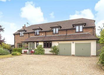 Thumbnail 4 bedroom detached house for sale in Cross Lanes, Melcombe Bingham, Dorchester, Dorset