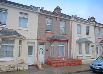 Thumbnail 3 bedroom terraced house for sale in Renown Street, Keyham, Plymouth