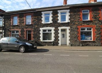 Thumbnail 3 bed terraced house for sale in Queen Street, Treforest, Pontypridd