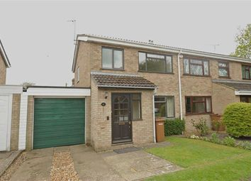 Thumbnail 3 bed semi-detached house to rent in Francis Dickins Close, Wollaston, Wellingborough