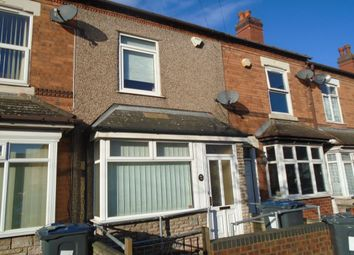 Thumbnail 2 bedroom terraced house for sale in Francis Road, Yardley, Birmingham