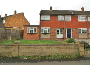Thumbnail 3 bed property for sale in Rowlands Close, Cheshunt, Waltham Cross