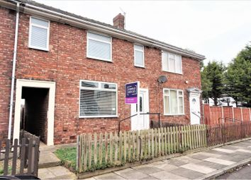 3 bed terraced house for sale in Castleton Road, Stockton-On-Tees TS18