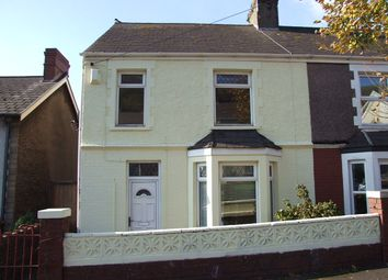 Thumbnail 3 bed semi-detached house for sale in Geifr Road, Margam, Port Talbot
