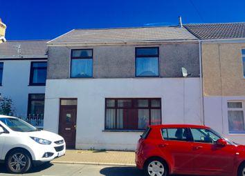 Thumbnail 4 bedroom end terrace house to rent in Castle Street, Maesteg