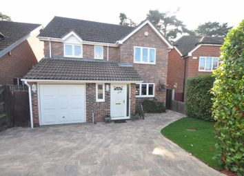 4 bed detached house for sale in Longmead, Church Crookham, Fleet GU52