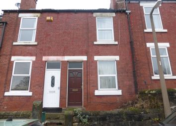 Thumbnail 2 bed terraced house for sale in Burcroft Hill, Conisbrough, Doncaster