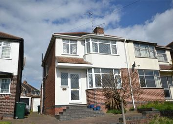 Thumbnail 3 bed semi-detached house for sale in Daventry Road, Cheylesmore, Coventry, West Midlands