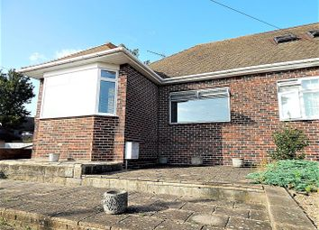 Thumbnail 2 bed semi-detached bungalow for sale in Stacey Close, Gravesend