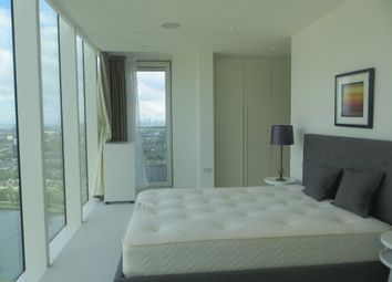 Thumbnail 3 bed flat for sale in Skyline Tower, Woodberry Down Estate, Woodberry Park, London