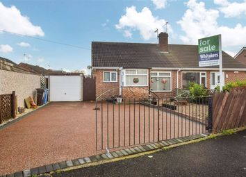 Thumbnail 2 bed semi-detached bungalow for sale in Capstan Road, Hull