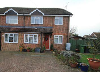 Thumbnail 3 bed semi-detached house for sale in Market Street, Staplehurst, Kent