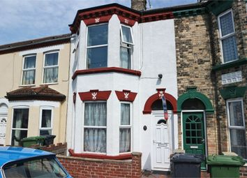 Thumbnail 4 bed terraced house for sale in Lichfield Road, Great Yarmouth, Norfolk