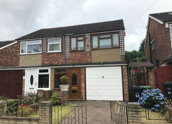 Thumbnail 2 bed semi-detached house for sale in Silverthorne Avenue, Tipton