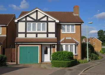 Thumbnail 4 bed detached house for sale in Berry Close, Purdis Farm, Ipswich