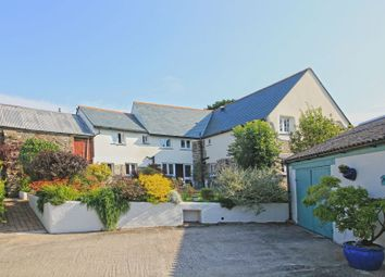 Thumbnail 4 bed detached house for sale in Ruan High Lanes, Truro