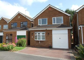 Thumbnail 3 bed detached house for sale in Pares Way, Ockbrook, Derby