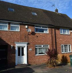 Thumbnail 8 bed terraced house to rent in Sir Henry Parkes Road, Canley, Coventry