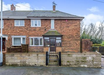 Thumbnail 3 bed semi-detached house for sale in Dart Avenue, Burslem, Stoke-On-Trent