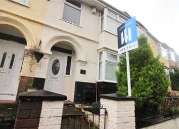 Thumbnail 4 bed terraced house for sale in Albany Road, Birkenhead, Merseyside
