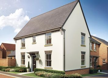 "Thumbnail 3 bedroom detached house for sale in ""Hadley"" at Bishops Itchington, Southam"