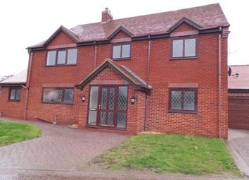 Thumbnail 4 bed property to rent in Spon Lane, Atherstone