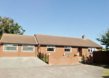 Thumbnail 5 bedroom detached bungalow for sale in Rectory Close, Caister-On-Sea