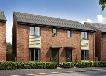 """3 bed terraced house for sale in """"Plot 73 - The Benford"""" at Wear Barton Road, Exeter EX2"""
