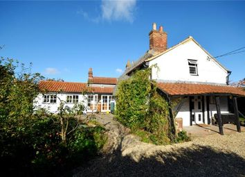 Thumbnail 3 bed detached house for sale in West Wickham Road, Balsham, Cambridge