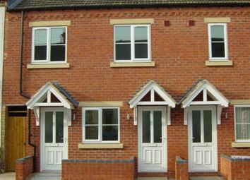 Thumbnail 2 bed flat to rent in Pinfold Street, Rugby