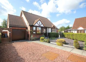 Thumbnail 4 bed detached bungalow for sale in Bervie Drive, Murieston, Livingston