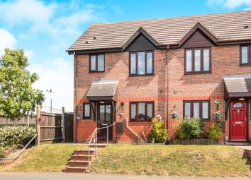 Thumbnail 3 bed end terrace house for sale in Cecil Court, Pegrams Road, Harlow