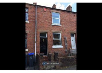 Thumbnail 2 bed terraced house to rent in North Avenue, Leek