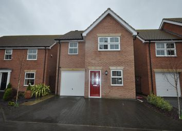 Thumbnail 3 bed detached house to rent in Captains Close, Goole