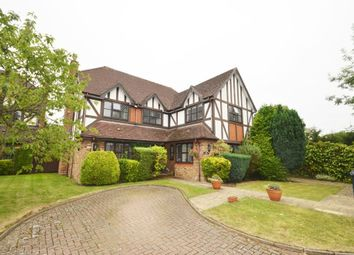Thumbnail 5 bed detached house to rent in Oaklodge Way, Mill Hill, London