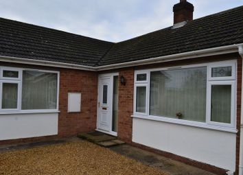 Thumbnail 3 bed detached bungalow to rent in Main Road, Saltfleetby, Louth
