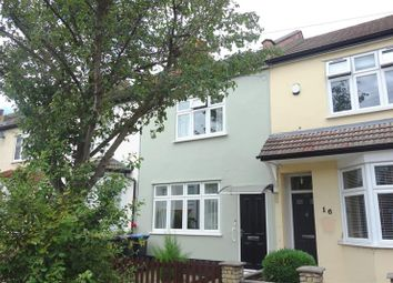 Thumbnail 2 bed terraced house for sale in Gordon Road, Enfield