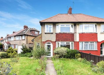 Thumbnail 3 bed semi-detached house for sale in Hawkhurst Way, New Malden