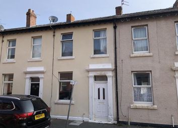 Thumbnail 2 bed terraced house for sale in Richmond Road, Blackpool, Lancashire