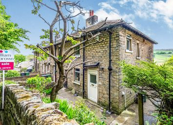Thumbnail 3 bed end terrace house for sale in Parklands, Off Upperthong Lane, Holmfirth