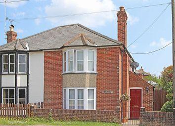 Thumbnail 2 bed semi-detached house to rent in Meerut Road, Brockenhurst