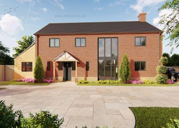 Thumbnail 5 bed detached house for sale in School Lane, Nuneaton