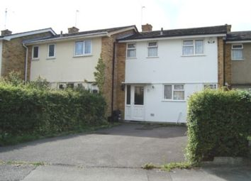 Thumbnail 3 bed terraced house to rent in Wheble Drive, Woodley, Reading